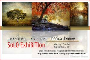 My Solo Exhibit
